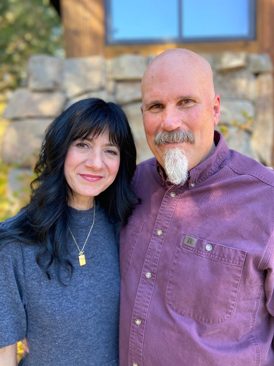 Gary & Tina Barrow
